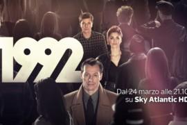 1992. Una serie tv coraggiosa